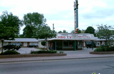 Four U Motel - Englewood, CO