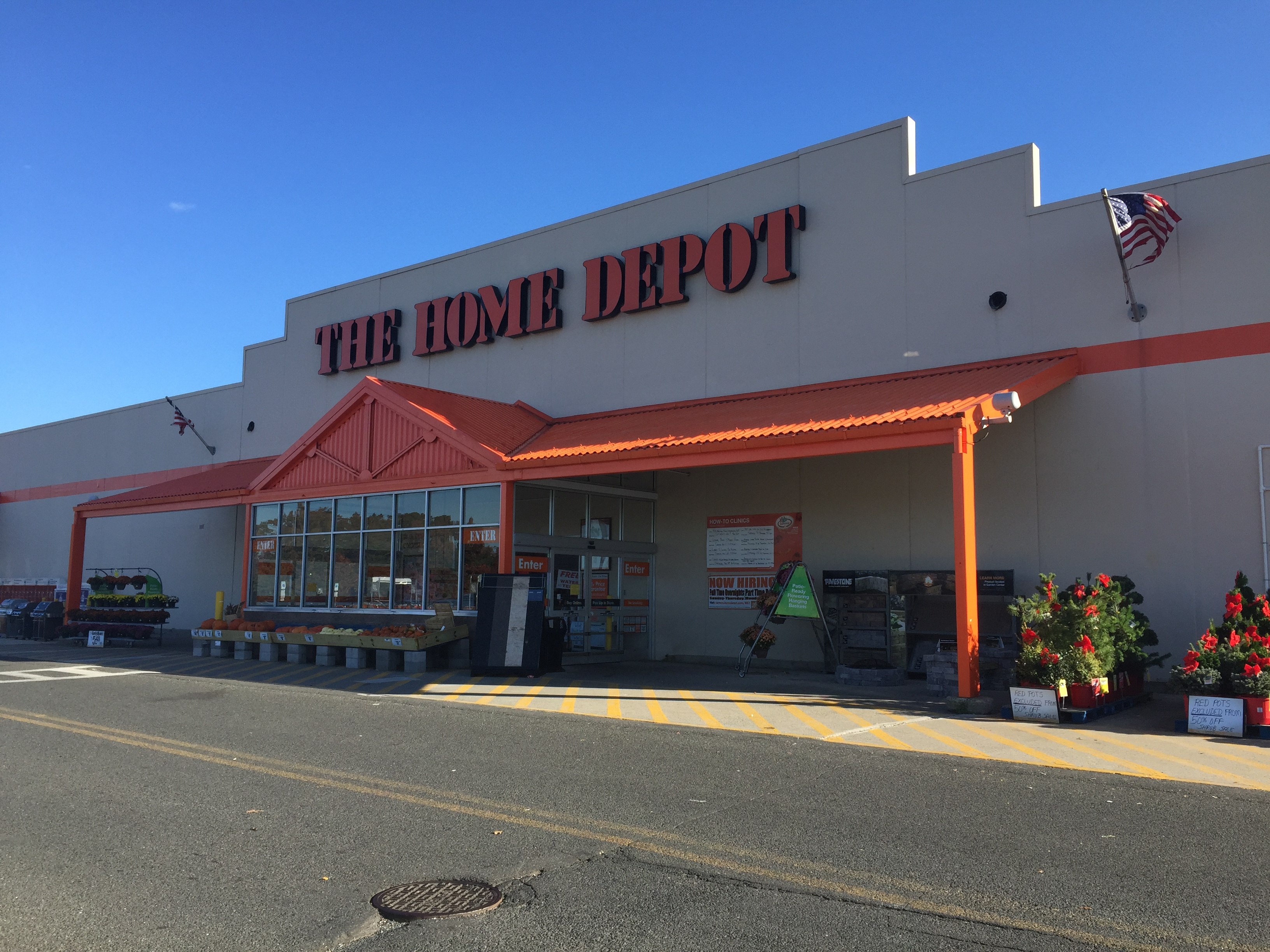 The Home Depot 3540 State Route 66 Neptune Nj 07753 Yp Com