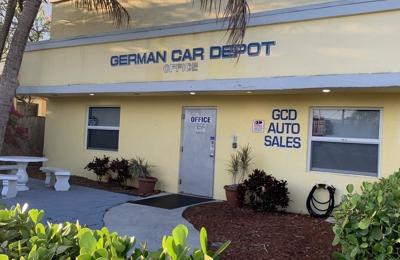 German Car Depot 2130 Fillmore St Hollywood Fl 33020 Yp Com