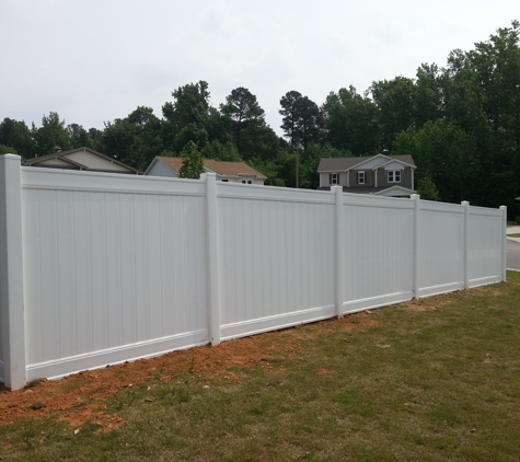 DELTA FENCE - Raleigh, NC