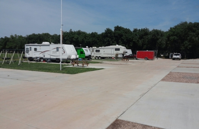 Lincoln RV Park Woodward OK 73801