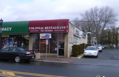 Colonial Restaurant - Fords, NJ