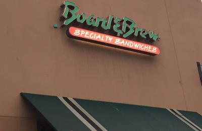 Board & Brew - Carlsbad, CA. Front