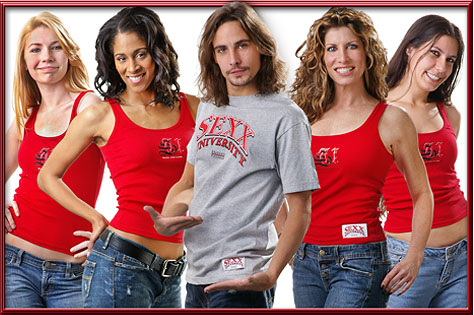 Sexx university