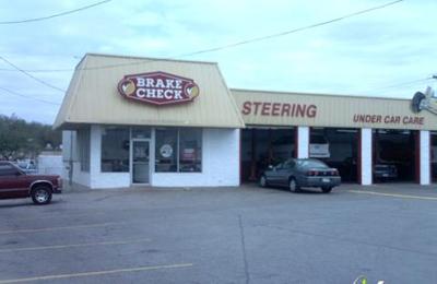 Brake Check - San Antonio, TX