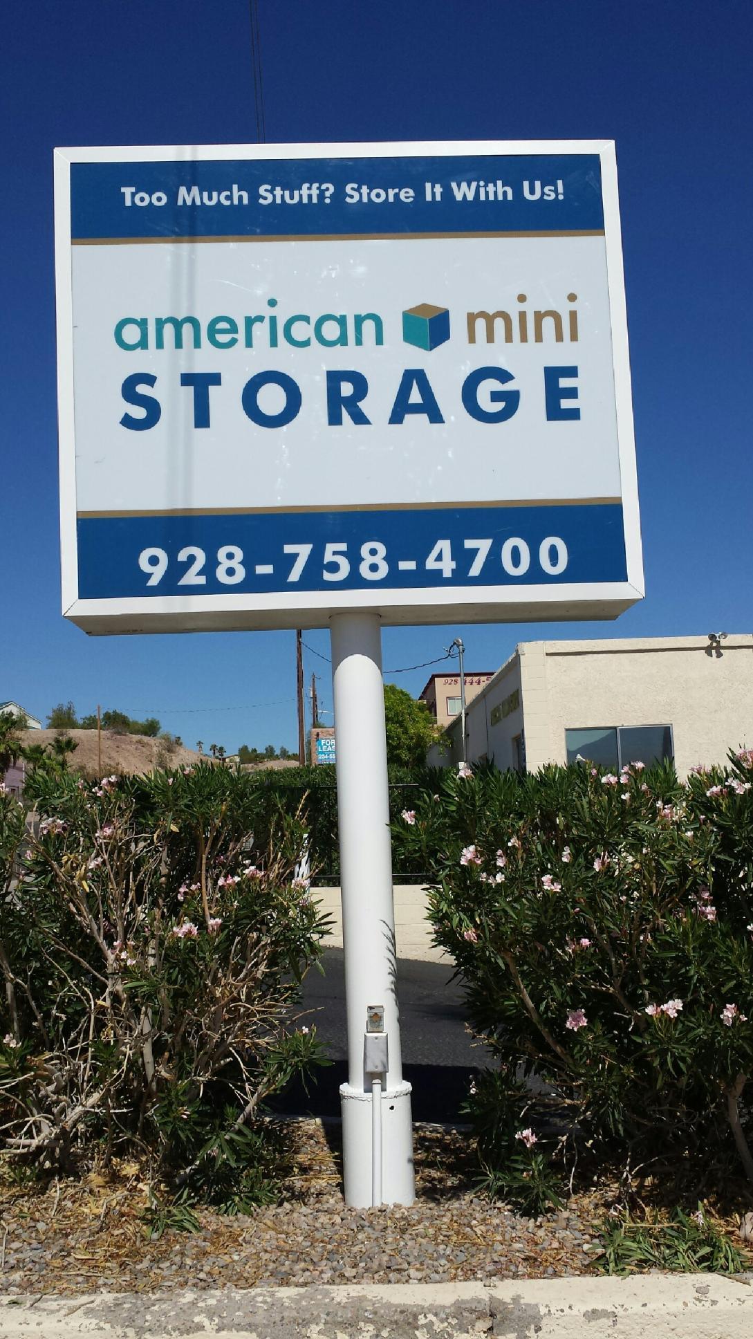 Attirant American Mini Storage 1596 Riverview Dr, Bullhead City, AZ 86442   YP.com
