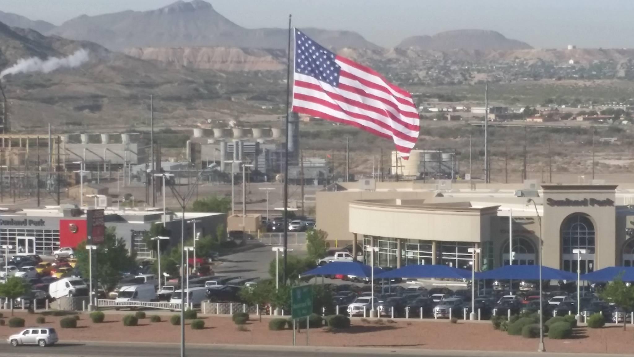 Sunland Park Dodge Chrysler Jeep Ram 950 Crockett St El Paso TX