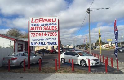 Lobeau Auto Sales - Saint Petersburg, FL