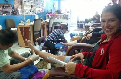 Vivi Nails - Oklahoma City, OK. Me and my Sweetie