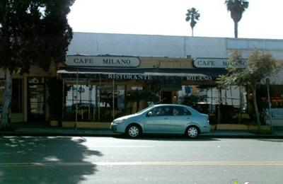 Cafe Milano - La Jolla, CA