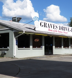Graves Drive In - Perry, FL