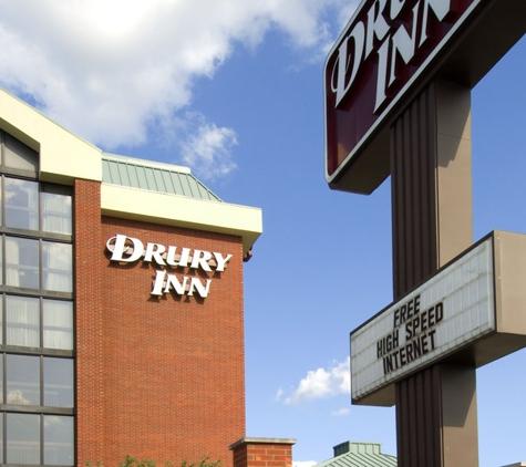 Drury Inn Terre Haute - Terre Haute, IN