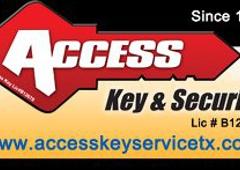 Access Key & Security - San Antonio, TX