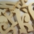 Your creative wooden letters