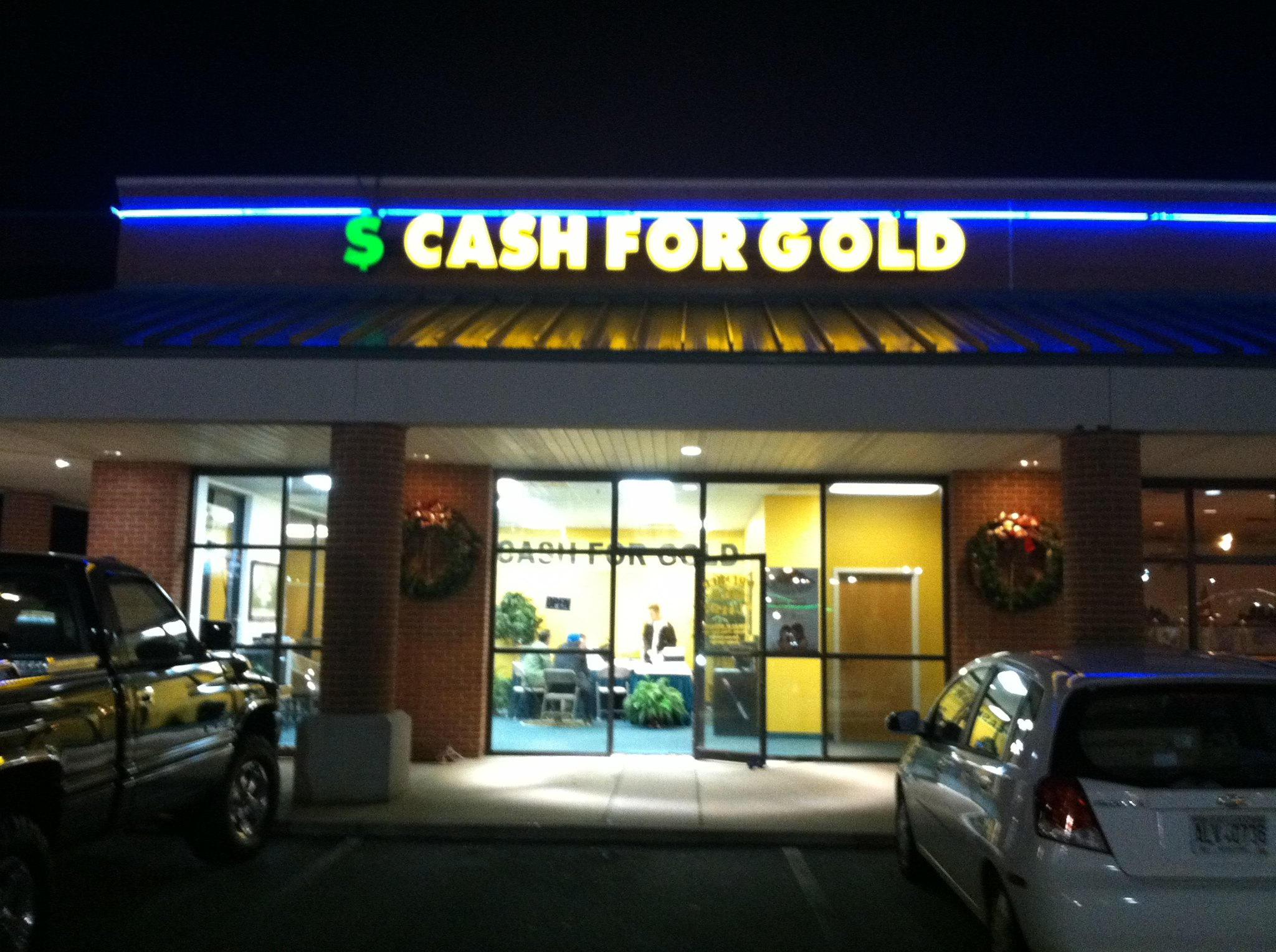 Cash For Gold Amp Pawn 1403 N Expressway Ste E Griffin Ga