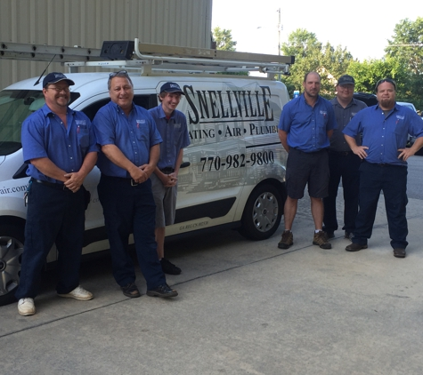 Snellville Heating, Air And Plumbing - Monroe, GA. Service Dept.   Technicians
