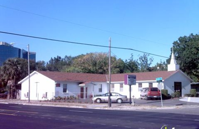 Pilgrim Rest Missionary Baptist Church - Tampa, FL