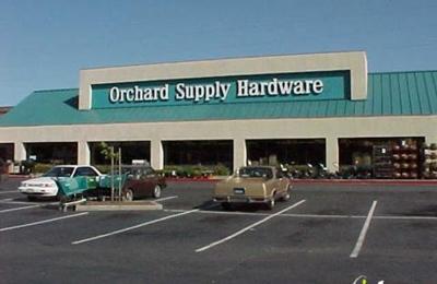Orchard Supply Hardware - Millbrae, CA