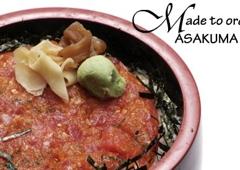 Asakuma Sushi Delivery - Beverly Hills, CA