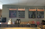 The Coffee House offers all of your favorite coffee drinks, hot cold and blended!