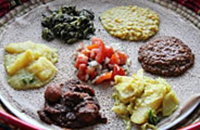 Ethiopic Restaurant - Washington, DC