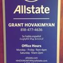 Hrant Hovakimyan: Allstate Insurance