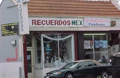 Recuerdos Mex - Menlo Park, CA