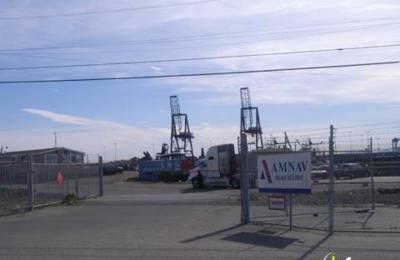 Amnav Maritime Services - Oakland, CA