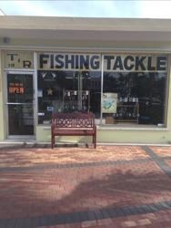 T And R Tackle Shop