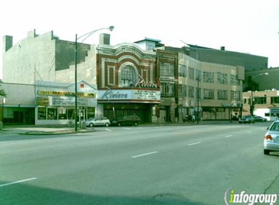 Riviera Theatre - Chicago, IL