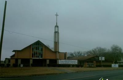 Crest Holme Presbyterian - San Antonio, TX