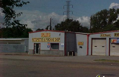 Spiller's Automotive & Machine Shop - Channelview, TX