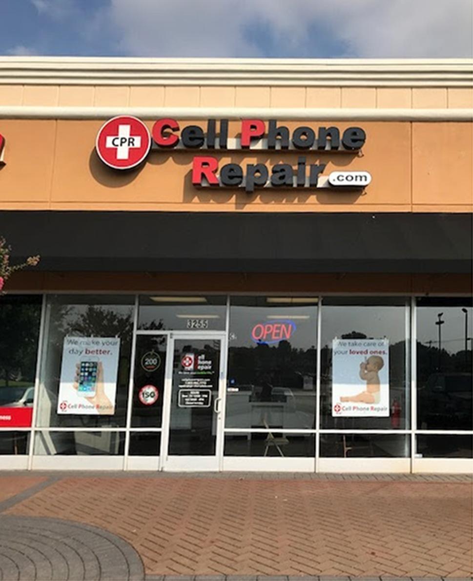 Cpr Cell Phone Repair Cherrydale 3255 N Pleasantburg Drive