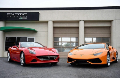 Exotic Car Collection By Enterprise 3133 Inwood Rd Dallas Tx 75235