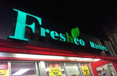 Freshco Supermarkets 6411 Park Ave, West New York, NJ 07093