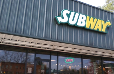 Subway - Jeffersonville, GA. Fast and friendly service..   Come on in check out our bluebell icecream also