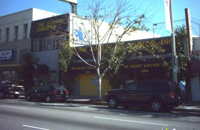 The Racquet Doctor - Los Angeles, CA