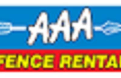 AAA Fence Rental - Kuna, ID