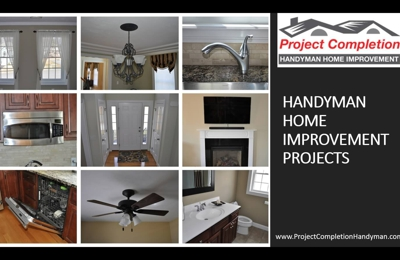 Project Completion Handyman - Boylston, MA