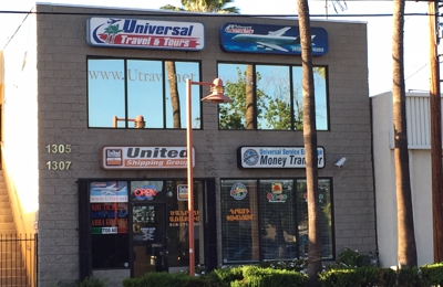 Universal Travel & Tours - Glendale, CA. Universal Travel and Tours