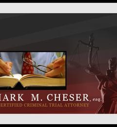 Mark M Cheser - Union, NJ