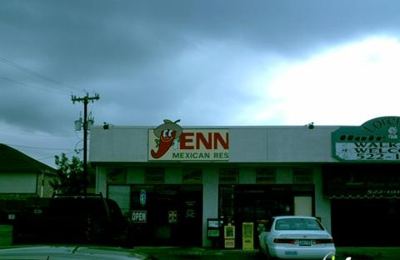 Jenny's Mexican Restaurant - San Antonio, TX
