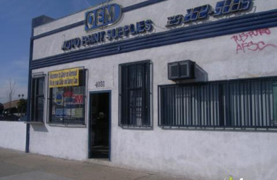 Auto Paint Store >> Oem Auto Paint Supplies 4031 E Olympic Blvd Los Angeles Ca