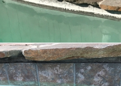 Dutch Guy Pool Service Inc. Equipment & Repair. Before & after soda blasting
