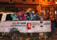 Kubly's Automotive - Brodhead, WI. 2016 Fire & Ice Parade - Employee's and their families