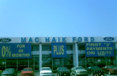 Mac Haik Ford Houston Tx >> Mac Haik Ford Inc 10333 Katy Fwy Houston Tx 77024 Yp Com