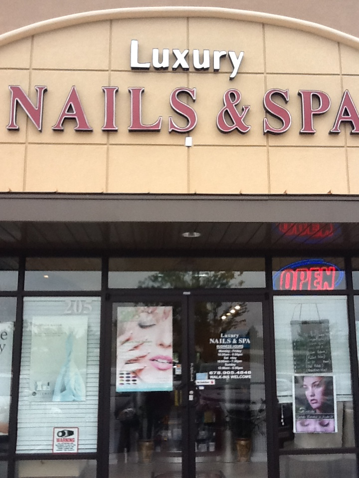 Luxury Nail & Spa 3000 Chapel Hill Rd Ste 205, Douglasville, GA ...