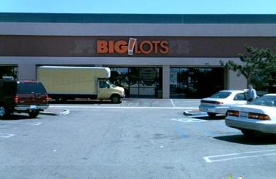 Big Lots - Fountain Valley, CA