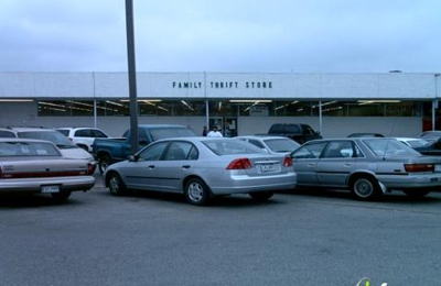 Family Thrift Store - Austin, TX