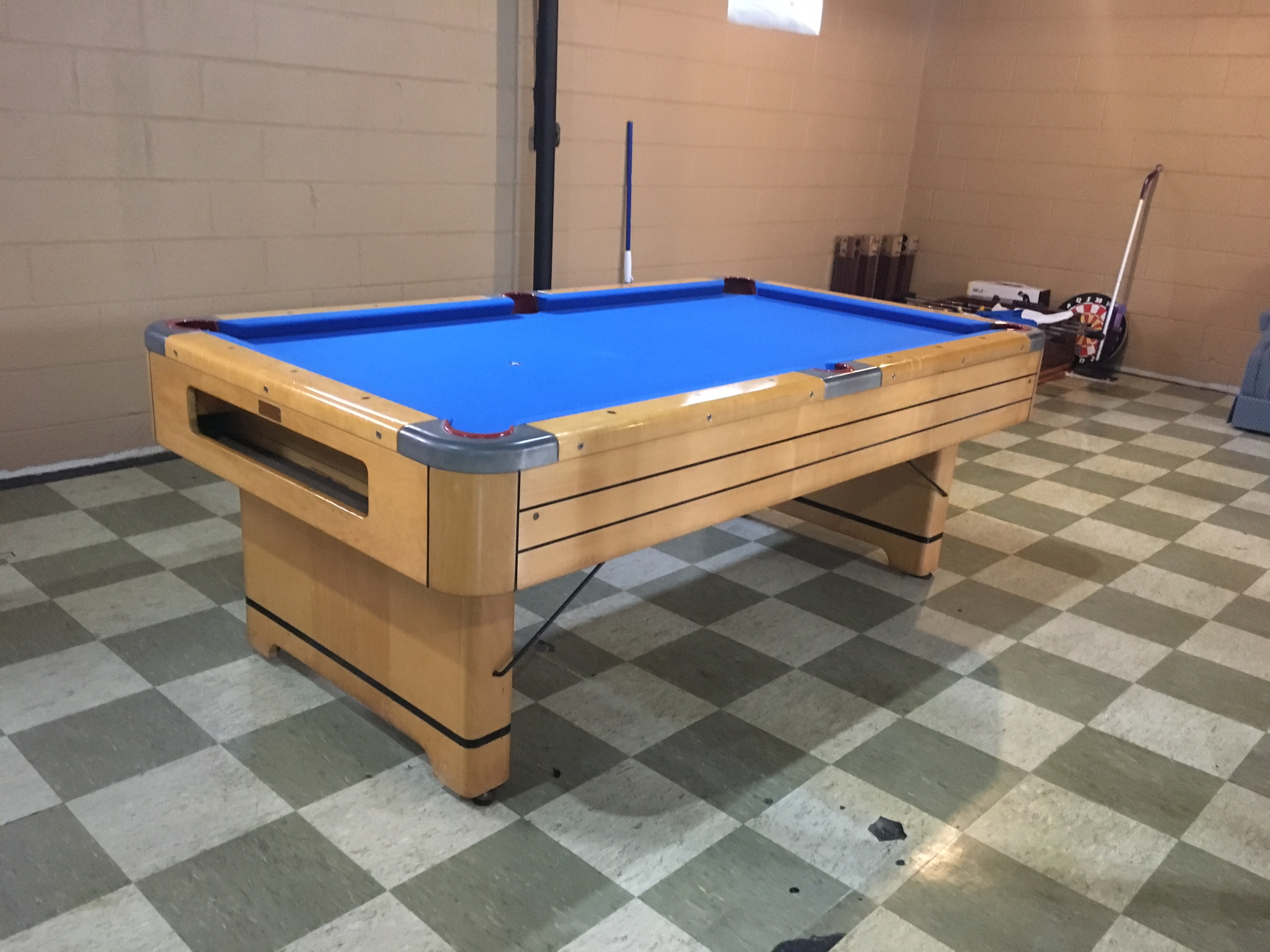 inspire image for of pool ideas repair furniture daily tables table bumper fun cheap